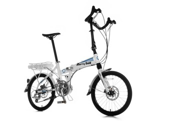2014 New Style 20 Inch Motor Mid Drive Folding Electric