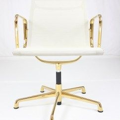 Office Chair Gold Green Upholstered Clover Furniture Executive Colors View