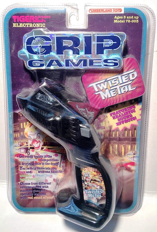 Buy 1996 Grip Games Twisted Metal Handheld Tiger