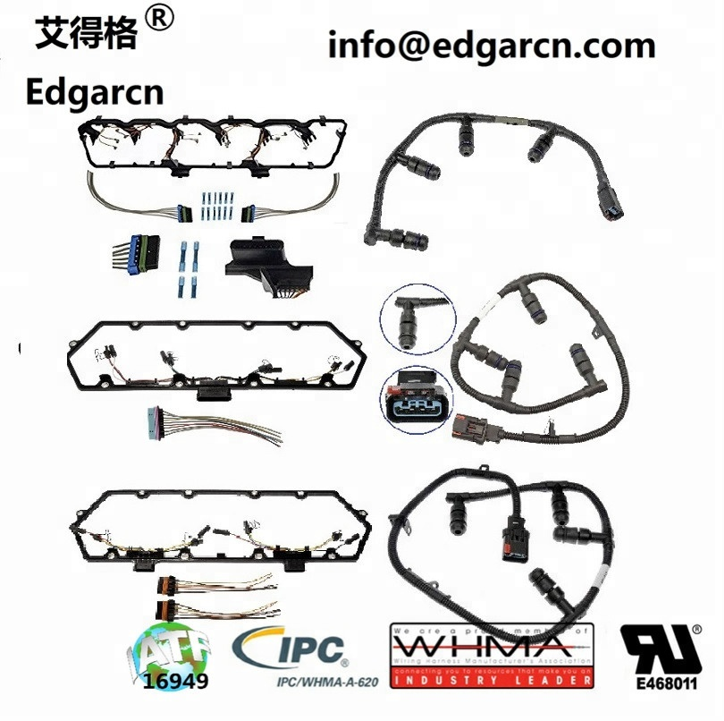 Custom Cable Assembly And Custom Cable Assemblies