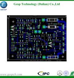 electrical ac dc adapter pcb circuit diagram [ 1000 x 1000 Pixel ]