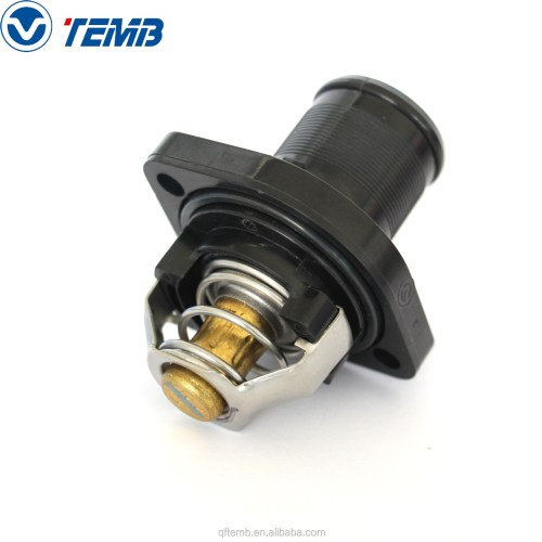 small resolution of auto car engine coolant thermostat housing assembly for fiat citroen9630066780