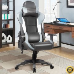Desk Chair Tesco Hotel Chairs For Sale Cheap Gaming Find Deals On Line At Colibrox Ergonomic High Back Racing Style Recliner Executive Office Computer Video
