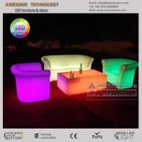Light Up Sofa Gnr8 New S Light Sofa - TheSofa
