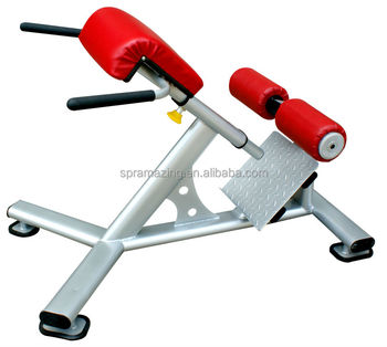 gym quality roman chair exercise for seniors high commercial adjustable hyperextension commerical professional equipments
