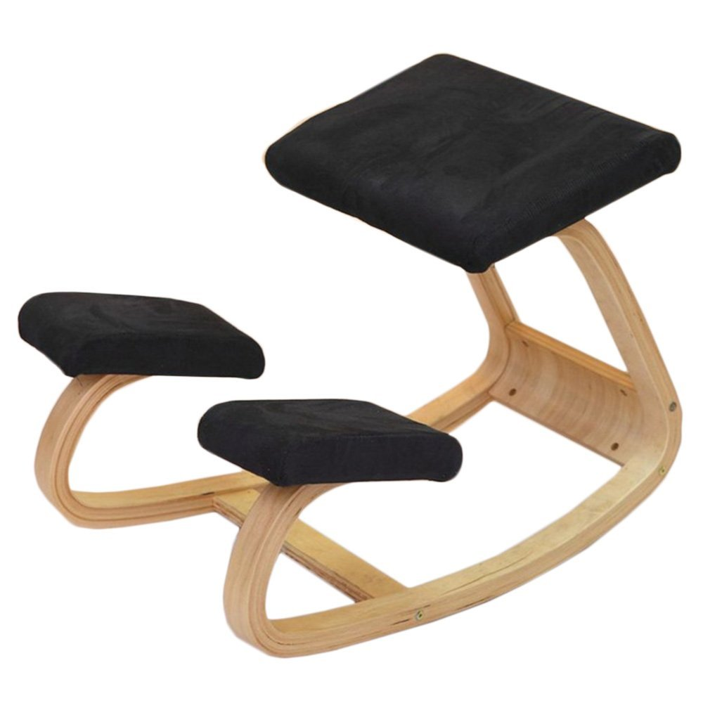 ergonomic chair for home office kids indoor table and chairs cheap kneeling computer find deals on get quotations hukoer variable balance original relief stool furniture rocking wooden