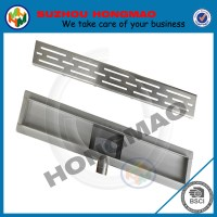 Concrete Floor Drain Long Stainless Steel Floor Drain ...