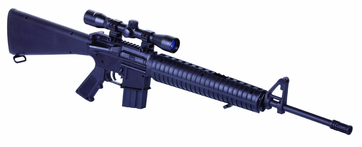 hight resolution of get quotations crosman mtr77 tactical style air rifle with 4x32 scope
