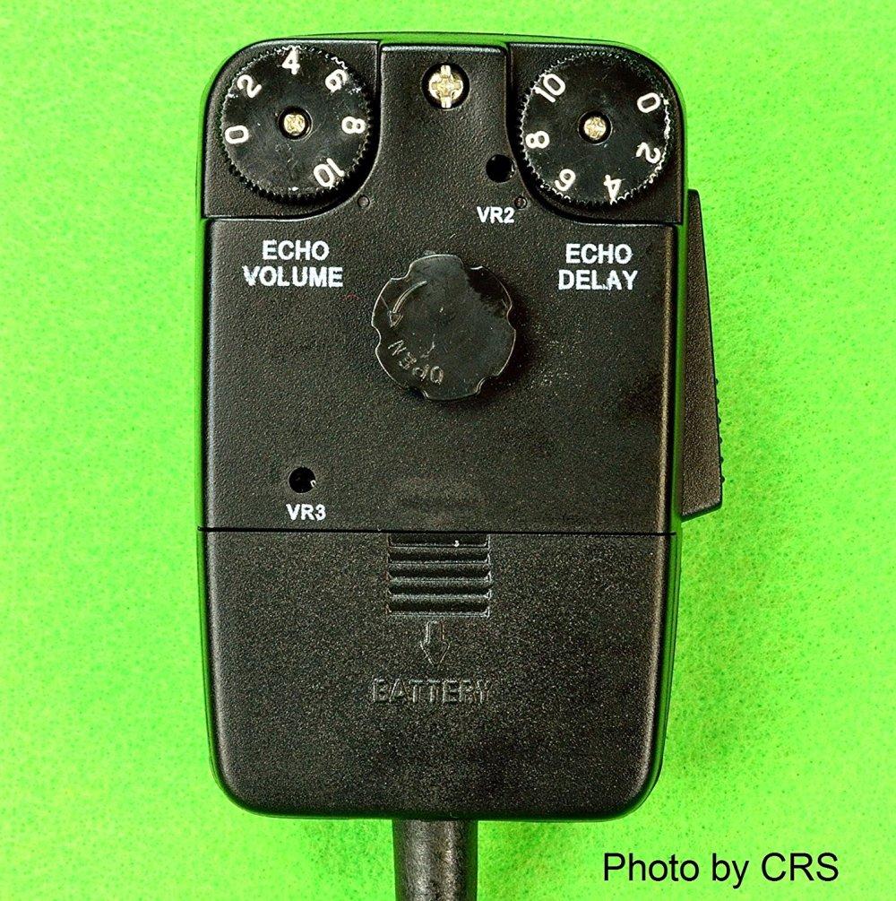medium resolution of get quotations power tornado echo mic for cb ham radio 4 pin cobra