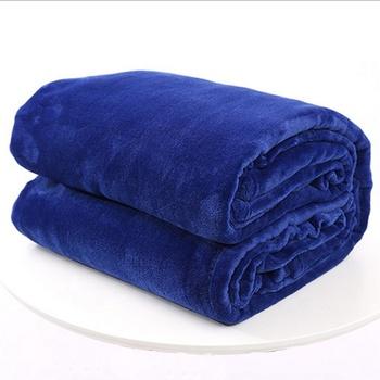 flannel fleece luxury royal
