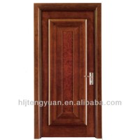Plain Cheap Wood Bedroom Door Design - Buy Bedroom Door ...