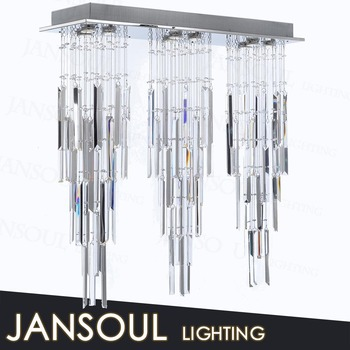 fluorescent light fixtures living room rooms with wooden walls crystal bead hanging decoration fixture lamps