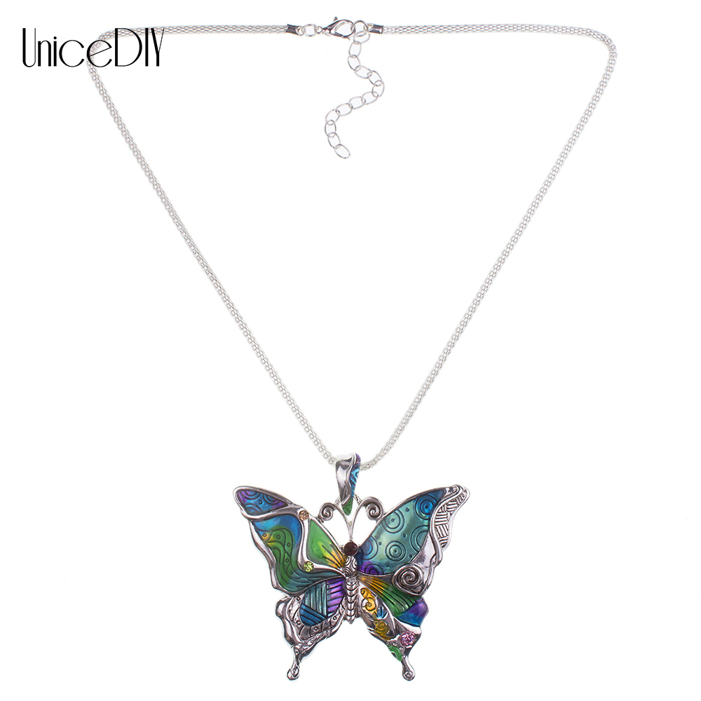 Ms1504260 Fashion Jewelry Hight Quality Necklace Earring For Women Sakura Moth Hanger 160 Gr N 1 3