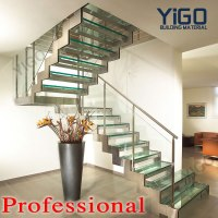 Interior Stair Design \ Prefabricated Stairs Steel ...