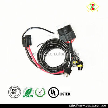 Oem Automotive Wiring Harness Connectors Car Battery
