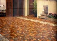 China Wood Rustic Floor 2x2 Ceramic Tile - Buy 2x2 Ceramic ...