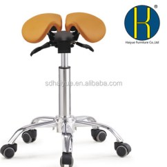 Better Posture Chair Rebar Sizes New Leather Dynamic Split Saddle Stool For Dental And Health Practitioners