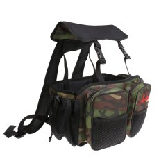 Fishing Roving Chair Sunbrella Lounge Cheap Tackle Box Seat Find Deals On Line At Alibaba Com Get Quotations Magideal Rucksack Fly Converter Bag Backpack
