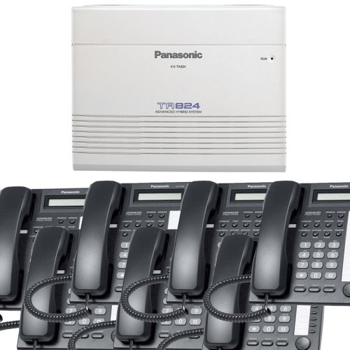 small resolution of get quotations panasonic small office business phone system bundle brand new includiing kx t7730 7 phones black