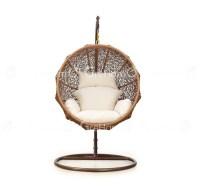 Outdoor Wicker Hanging Swing Egg Chair - Buy Wicker ...