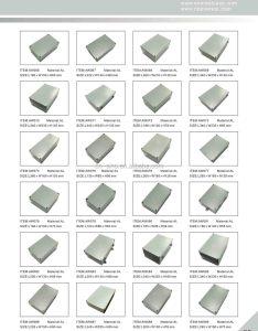 Electronic diy aluminum project box also buy rh alibaba