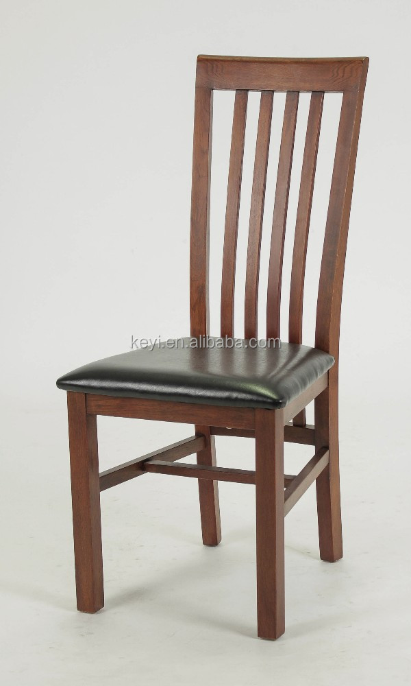 vintage wooden dining chairs folding chair effect antique high back armless restaurant ch 257 oak buy