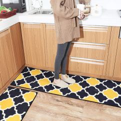 Yellow Kitchen Rugs Macy's Appliances Cheap Rug Find Deals On Line At Hebe Set 2 Piece Non Slip And Mats Sets Runner