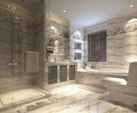 [good Quality Acm ] Waterproof Bathroom Wall Panels / Wall ...