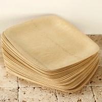 Bamboo Plates & EarthHero - Veneerware Compostable Bamboo ...
