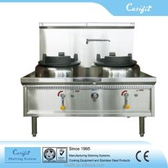 Kitchen Equipment Corbels Commercial Hotel Stainless Steel Wok Burner Cast Iron Ring Gas Range Buy Product