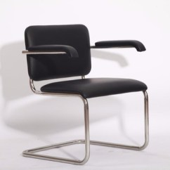 Marcel Breuer Cesca Chair With Armrests Office Amazon Upholstered Reproduction Buy
