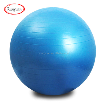 yoga ball chair base teal sashes runyuan sports exercise gym fitness system balance with stability