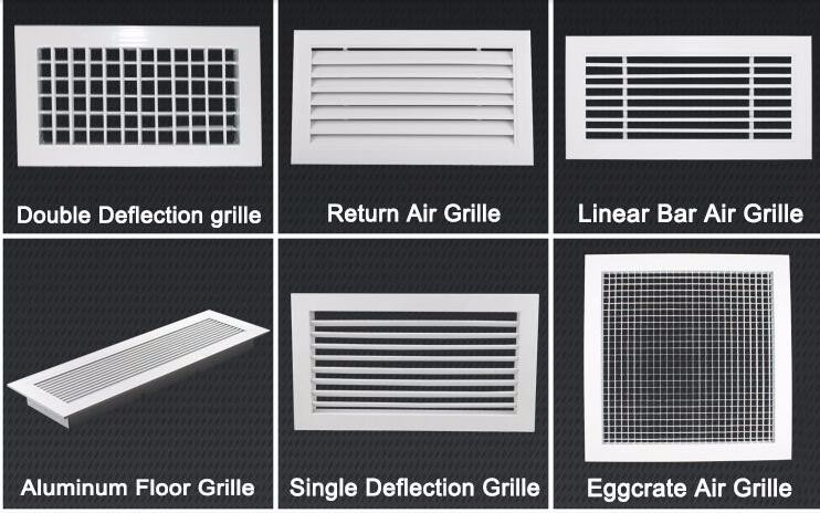 Abs Air Conditioning Diffuser/ Ceiling Diffuser