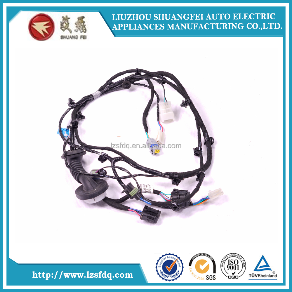 hight resolution of top sale automotive wire harness connector wiring harness from china manufacturing company view wiring harness oem brand sgmw product details from liuzhou