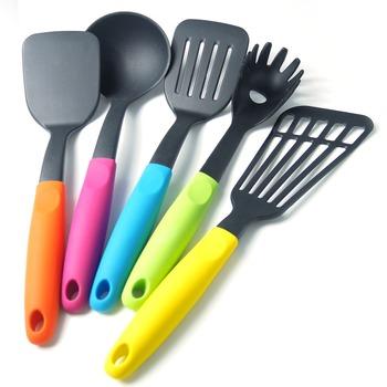 Royal Cooking Tools Colorful Non Stick Nylon Kitchen Utensils Set