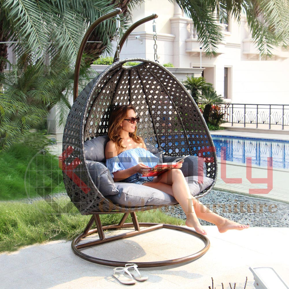 Hanging Chair Outdoor Egg Shape Hanging Chair For Garden Swing Chair Outdoor Indoor Furniture Buy Indoor Egg Hanging Chair Egg Shape Swing Chair Hanging Chair Product On