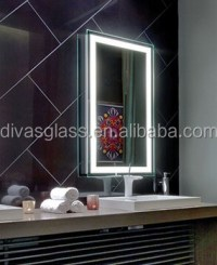 Anti fog mirror sheet for bathroom mirror light, View Anti ...