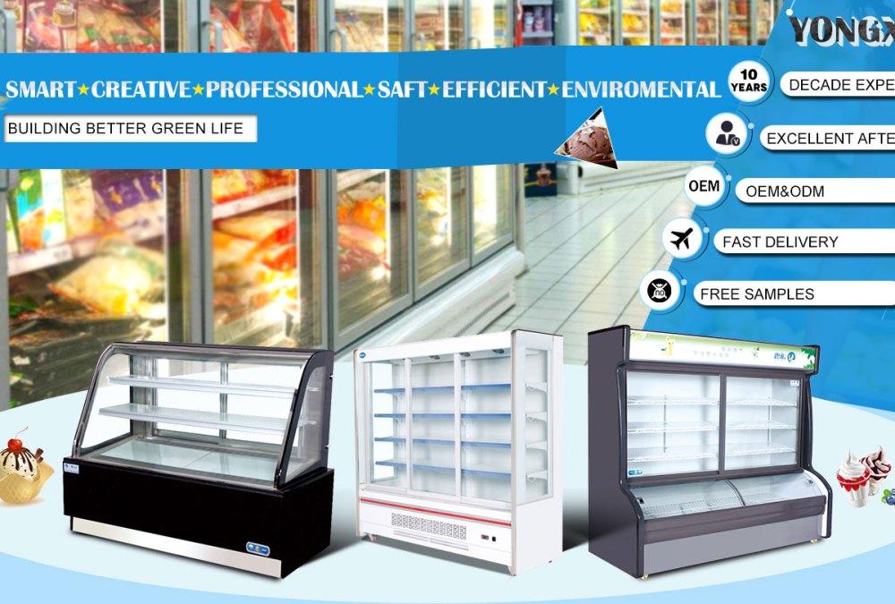 medium resolution of henan longsheng electric appliance co ltd supermarket multideck chiller multi doors display chiller