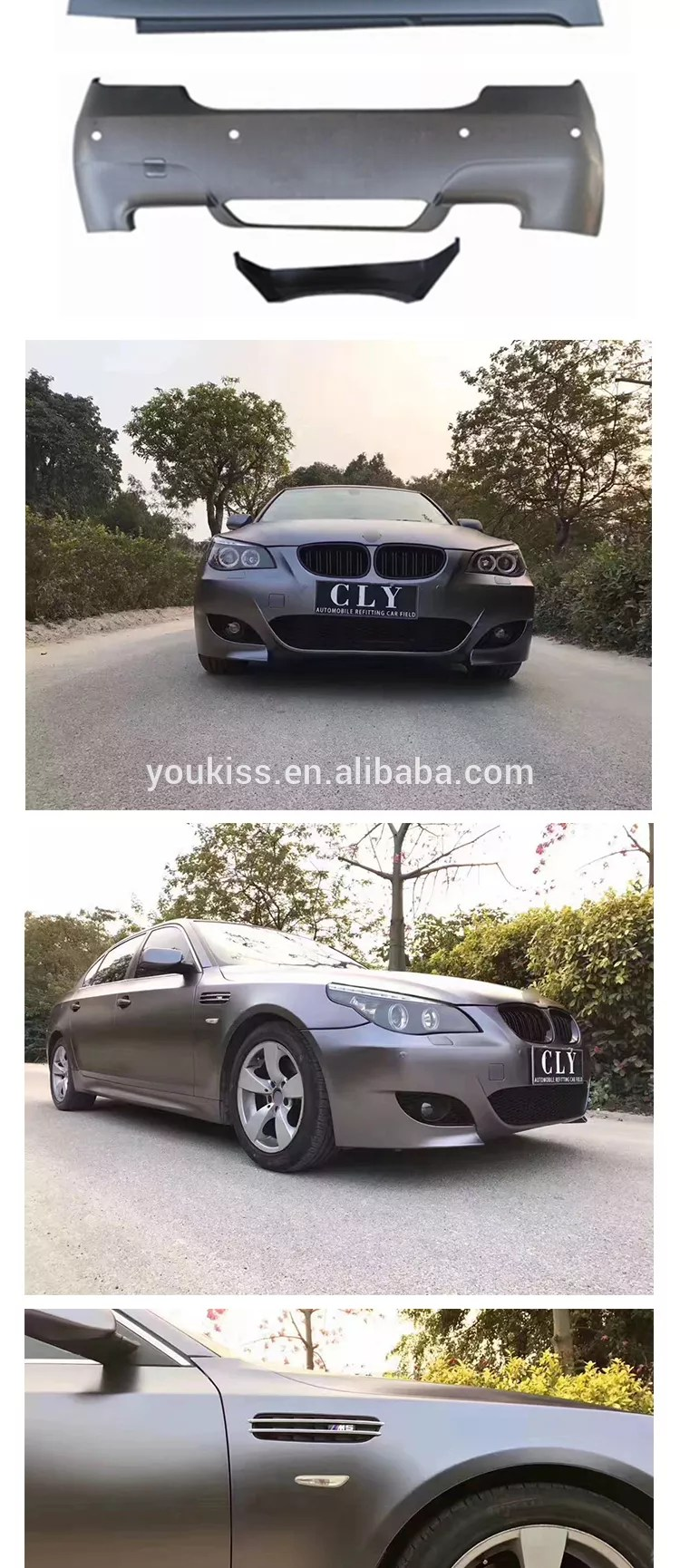 2008 Bmw 535i Body Kit : Style, Material, Series, E60,For, Product, Alibaba.com