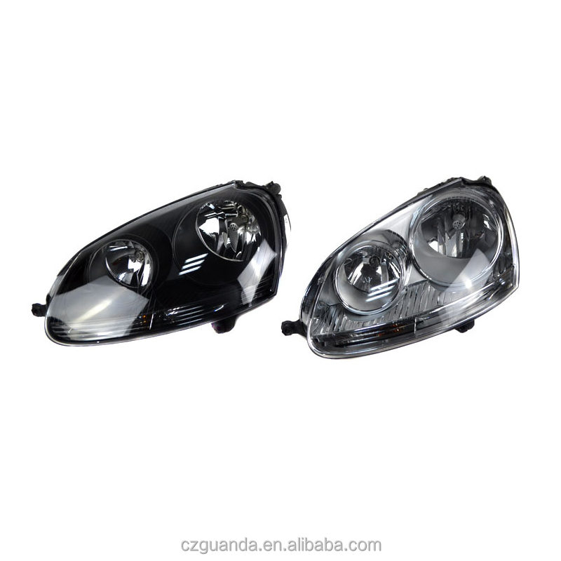 Golf Mk5 Led Headlight For Vw Spare