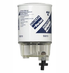 get quotations racor replacement gasoline series filters outboard spin on fuel filt [ 1000 x 1000 Pixel ]