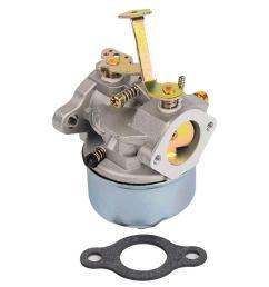 get quotations hifrom carburetor for tecumseh 632631 632230 632272 troy bilt chipper vac 47279 47261 tecumseh h30 h50 [ 1000 x 1000 Pixel ]