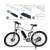 High Quality 48v 18650 Lg Cells Lithiuim Electric Bike