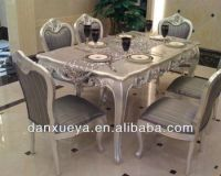 Classical Malaysian Oak Dining Room Tables And Chairs Dxy