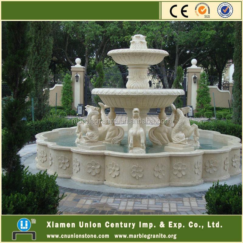 Outdoor caballo fuente de aguaProductos de piedra para jardinesIdentificacin del producto60059860186spanishalibabacom
