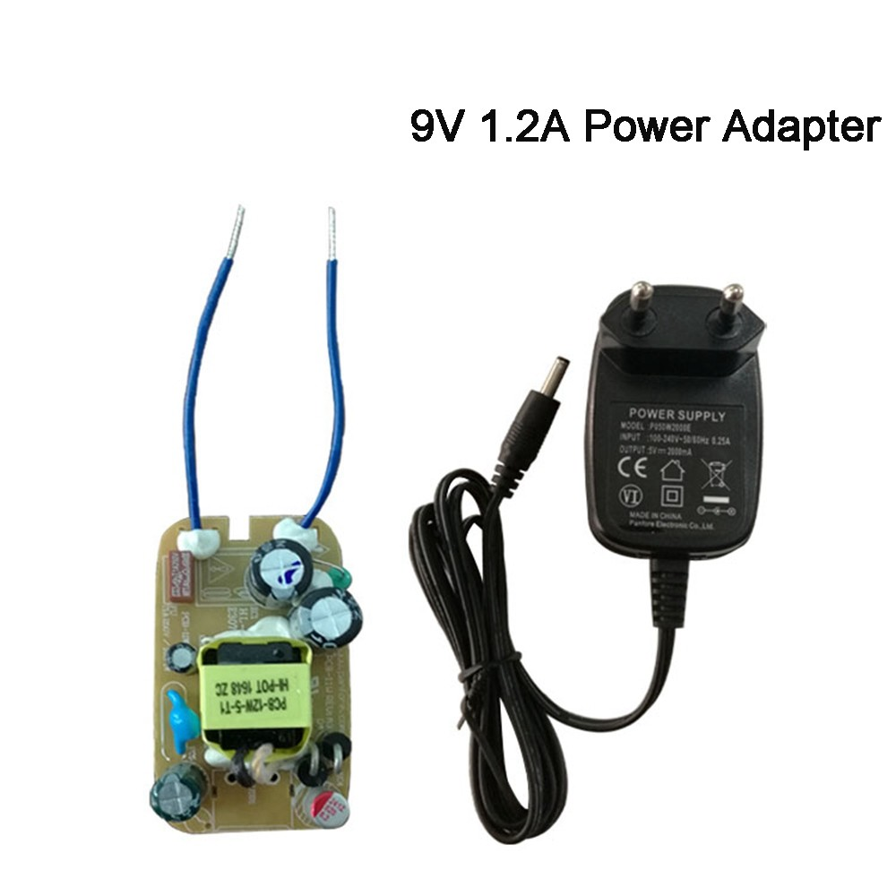 hight resolution of c tick approved kc plug 12w 9v1 2a 9v 1 2a laptop circuit diagram charger converter pvc adapter