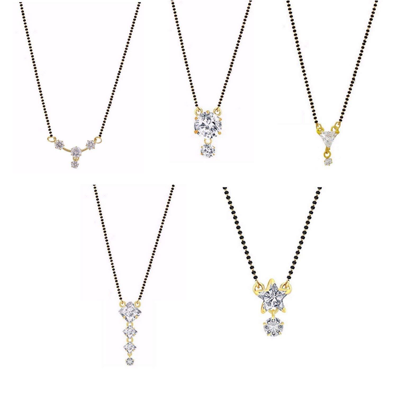 Buy Efulgenz Indian Jewelry Bollywood Combo of Stylish