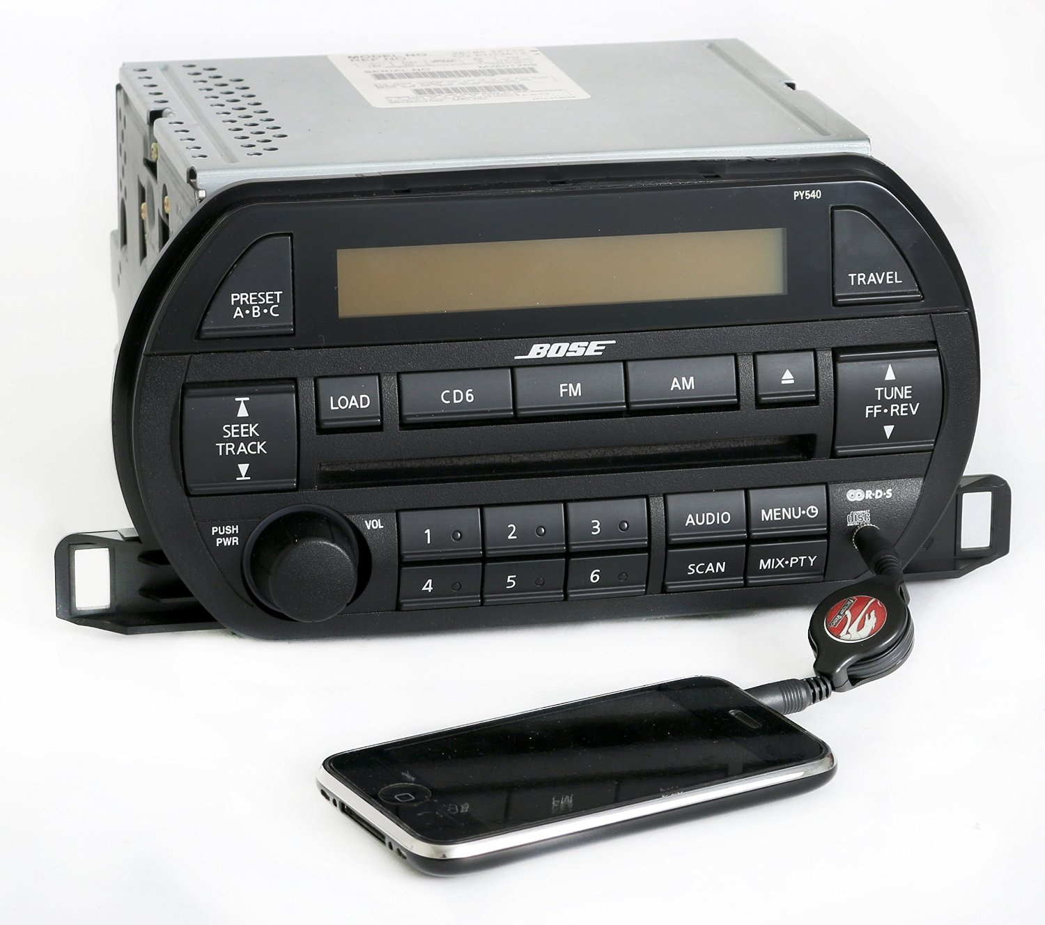 hight resolution of get quotations nissan 2004 altima bose radio am fm 6 disc cd w auxiliary input py540 281853z720