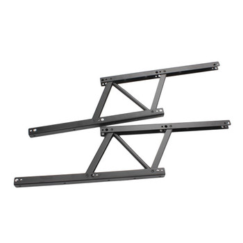 Outdoor Drop Down Hinge Table Scissor Lift,Small