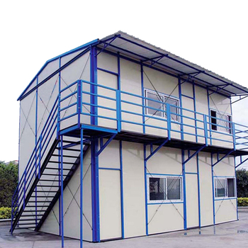 Prefab Apartments Design Of Steel Structure Office Building Prefabricated